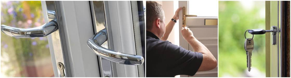uPVC Door or Window Lock Repair - Replacement