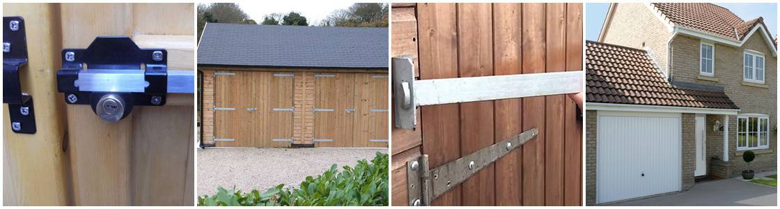 Garage, Sheds & Outbuildings Security