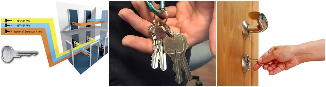 Master Key System - Master Key Suites
