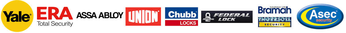 Secure Homes Locksmiths-Lock-Manufacturers-We-Use