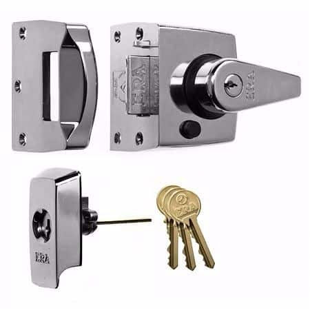 Fit ERA 1830 HIGH SECURITY NIGHT LATCH, Binfield, near Bracknell